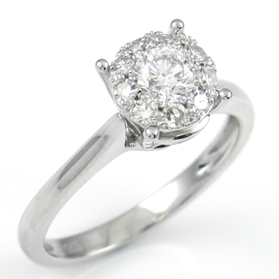 1.50 FaceLook Diamond Ring by Kury - Available at SHOPKURY.COM. Free Shipping on orders over $200. Trusted jewelers since 1965, from San Juan, Puerto Rico.
