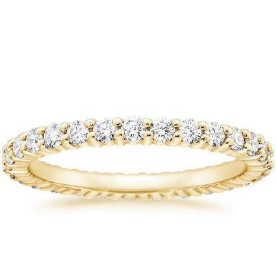 .62ct Diamond Eternity Ring by Kury - Available at SHOPKURY.COM. Free Shipping on orders over $200. Trusted jewelers since 1965, from San Juan, Puerto Rico.