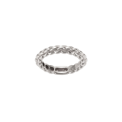White Gold Ring - SHOPKURY.COM