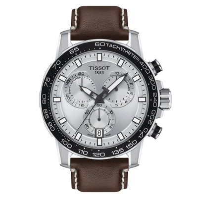 Supersport Chrono by Tissot - Available at SHOPKURY.COM. Free Shipping on orders over $200. Trusted jewelers since 1965, from San Juan, Puerto Rico.
