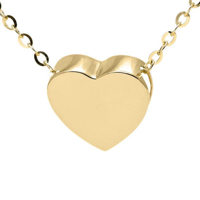 One Love Heart Necklace - SHOPKURY.COM