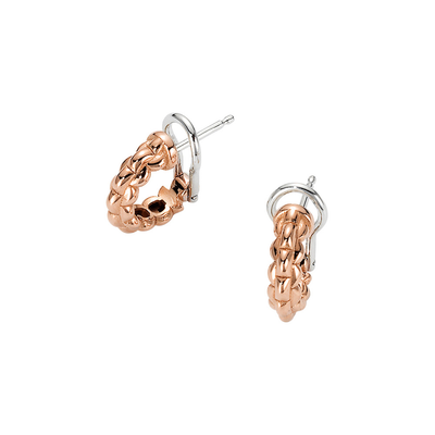 Rose Gold Earrings - SHOPKURY.COM