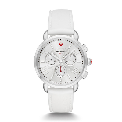 Sport Sail Watch by MICHELE - Available at SHOPKURY.COM. Free Shipping on orders over $200. Trusted jewelers since 1965, from San Juan, Puerto Rico.