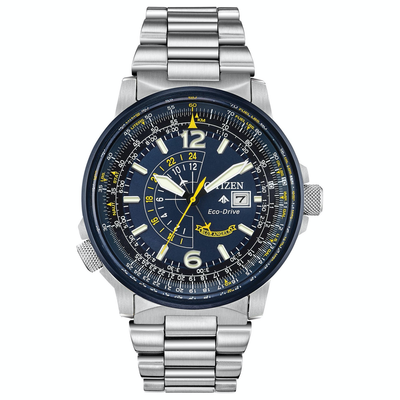Promaster Nighthawk 42mm by Citizen - Available at SHOPKURY.COM. Free Shipping on orders over $200. Trusted jewelers since 1965, from San Juan, Puerto Rico.