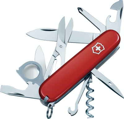 Explorer Multi-Tool by Victorinox Swiss Army - Available at SHOPKURY.COM. Free Shipping on orders over $200. Trusted jewelers since 1965, from San Juan, Puerto Rico.