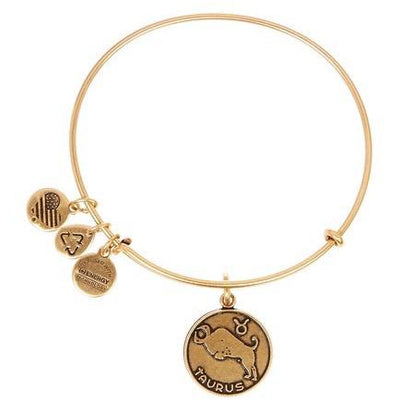 Taurus Bracelet by Alex and Ani - Available at SHOPKURY.COM. Free Shipping on orders over $200. Trusted jewelers since 1965, from San Juan, Puerto Rico.