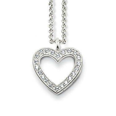 My Open Heart Necklace - SHOPKURY.COM