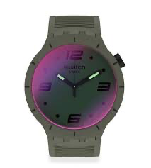 BIG BOLD futuristic green by Swatch - Available at SHOPKURY.COM. Free Shipping on orders over $200. Trusted jewelers since 1965, from San Juan, Puerto Rico.