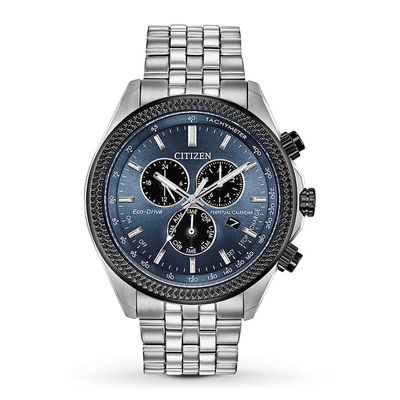 Perpetual Chronograph by Citizen - Available at SHOPKURY.COM. Free Shipping on orders over $200. Trusted jewelers since 1965, from San Juan, Puerto Rico.