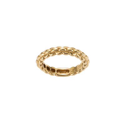 Yellow Gold Ring - SHOPKURY.COM
