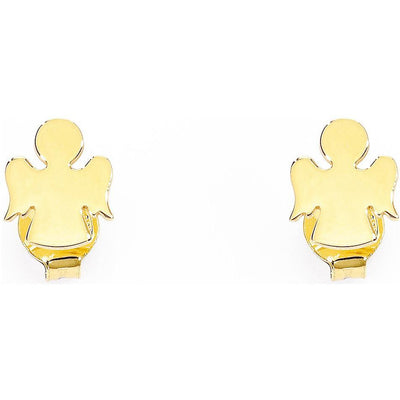 Golden Angel Studs by Amen - Available at SHOPKURY.COM. Free Shipping on orders over $200. Trusted jewelers since 1965, from San Juan, Puerto Rico.