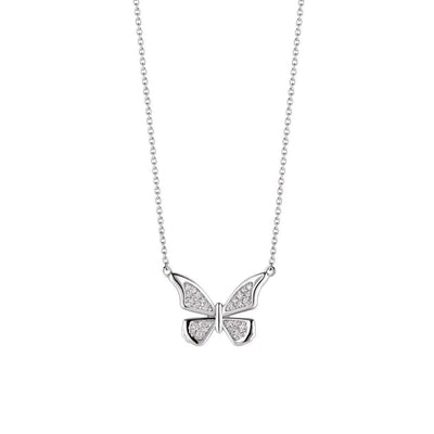 Butterfly Necklace - SHOPKURY.COM
