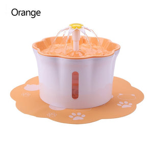 LED Dog Water Fountain Bowl Drinker - MacryDog
