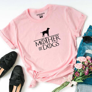 Mother Of Dogs T-Shirt - MacryDog