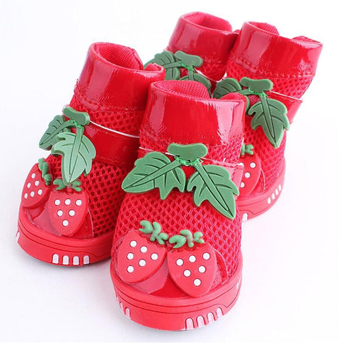 MacStrawberry Shoes - MacryDog