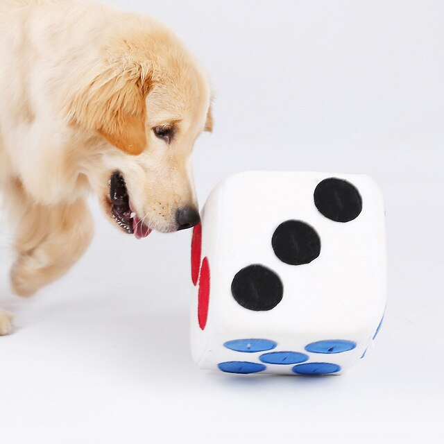 Dice Shaped Toy - MacryDog