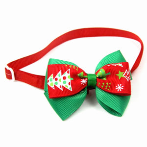 Christmas Tree Bow Tie - MacryDog
