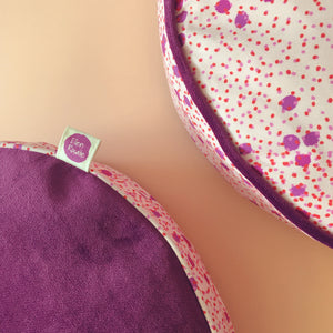 CUSHION | Luxe Velvet Roundie