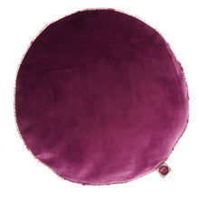 Load image into Gallery viewer, CUSHION | Luxe Velvet Roundie