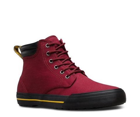 EASON CANVAS CHERRY RED