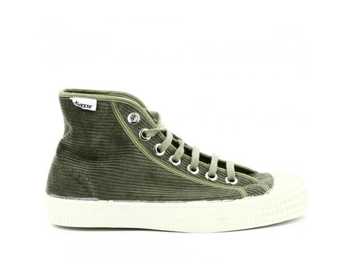 STAR DRIBBLE CORDUROY SUE MILITARY