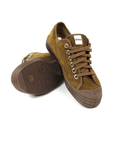 STAR MASTER SUEDE BROWN