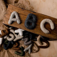 Uppercase Alphabet Stitched - [Enchanting_Toys]