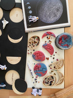 Phases of the Moon Puzzle - [Enchanting_Toys]