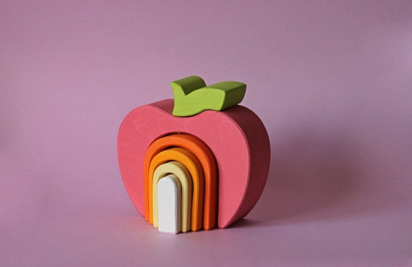 Apple Stacker PREORDER - [Enchanting_Toys]