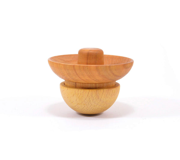 Roly Poly Sombrero Natural - [Enchanting_Toys]