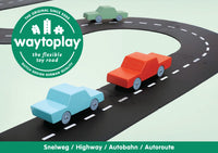 Highway Set - 24 pieces - [Enchanting_Toys]
