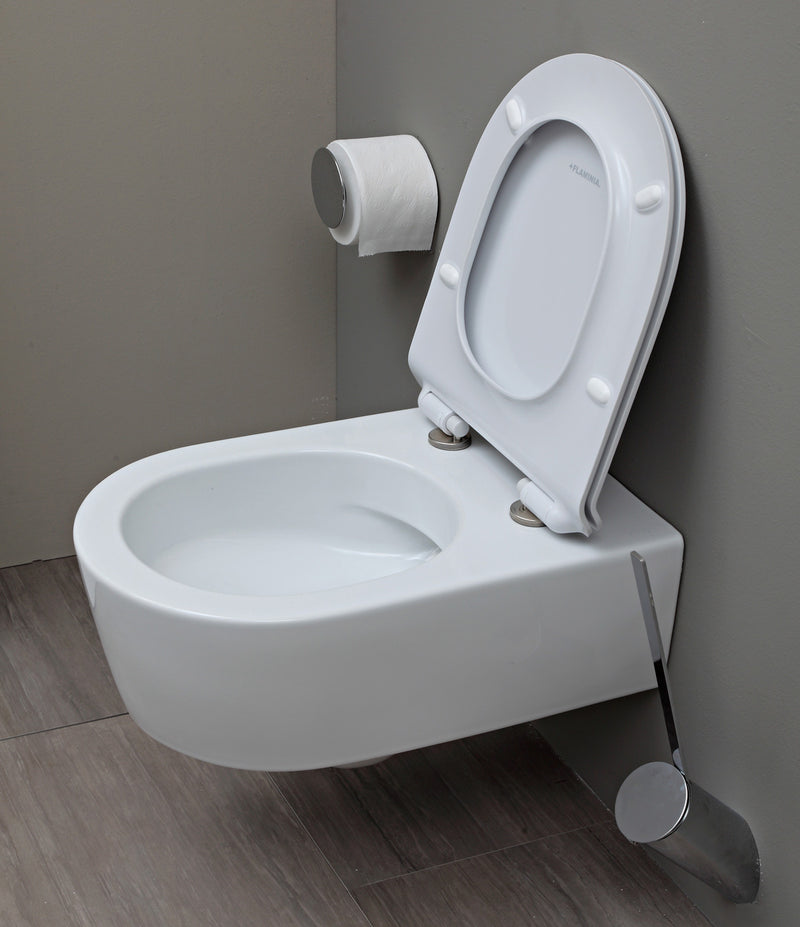 Flaminia Link Wc Sitz mit Soft Close – LKCW09
