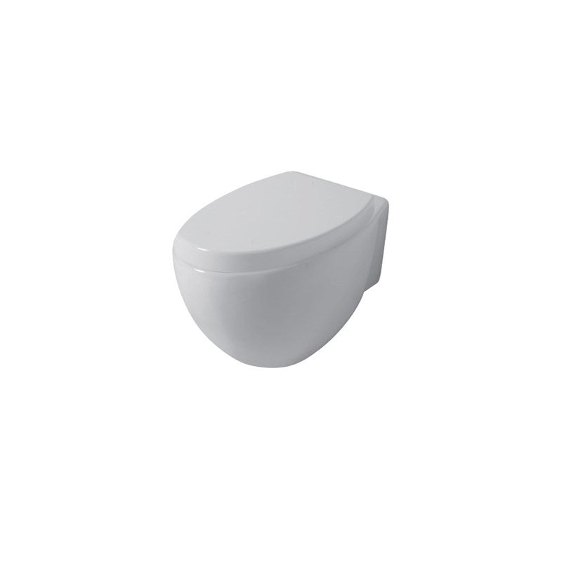 Disegno Ceramica Ovo Wc Sitz mit Soft Close – OV20600001