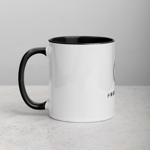 Free Living Brand Coffee/Tea Mug