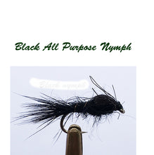 Load image into Gallery viewer, Stillwater Nymphs Pkt of 3 Flies