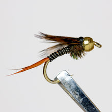 Load image into Gallery viewer, Copper Johns & Variants Pk of 3 flies