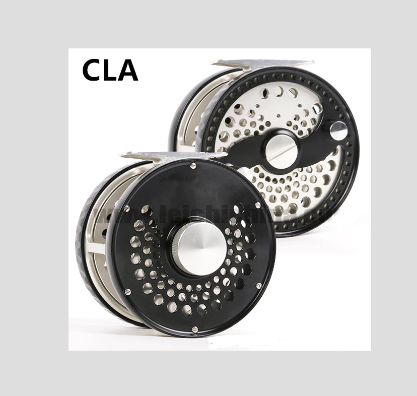 CLA Switch & Spey Fly Reel with carbon Disc drag