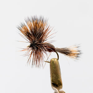 Dry Fly & NZ Traditionals  Pkt of 3 Flies