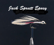 Load image into Gallery viewer, Jigging Flies  Pkt of 3 Flies