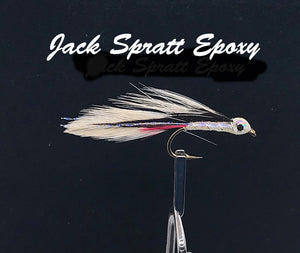 Jigging Flies  Pkt of 3 Flies