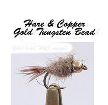 Load image into Gallery viewer, Tungsten Nymphs & Variants Pkt of 3 Flies