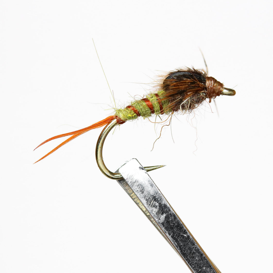 Stonefly Pkt of 3 Flies