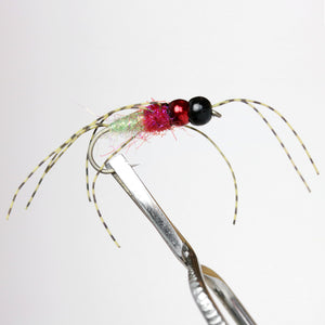 Double Tungsten Nymphs Pkt  of 3 Flies