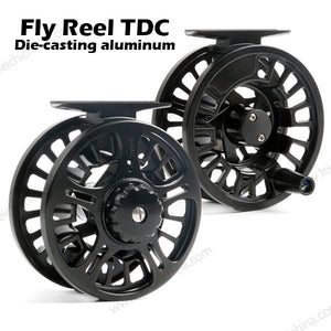 TDC die cast Fly reel