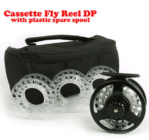 DP- cassette Fly reel