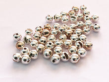 Load image into Gallery viewer, Slotted TungstenBeads B  Anodised