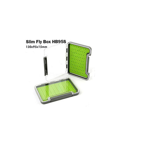 Super slim fly box silicon inserts