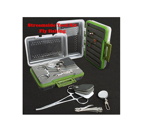 Streamside tool kit
