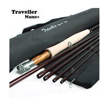 Load image into Gallery viewer, Traveller series 'Nano' Fly rods
