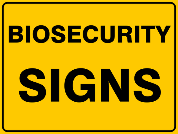 photo regarding Quarantine Signs Printable identify Business office Security Signs or symptoms, Basic safety Goods - Basic safety Symptoms Provider